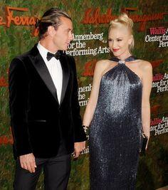 Pin for Later: Diese Promi Pärchen versüßen jeden roten Teppich Gavin Rossdale und Gwen Stefani, 2013