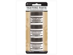Ranger is excited to announce the latest addition to its product line of creative tools and mediums, Texture Paste. Ranger's artist quality texture paste is ideal for adding dimensional layers onto a