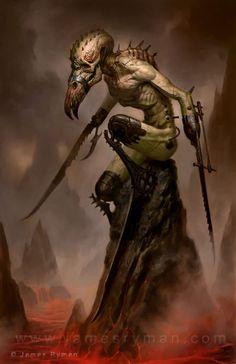 """Demon"" James Ryman"
