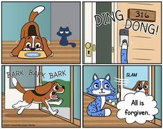 Latest Cartoons, Peanuts Comics