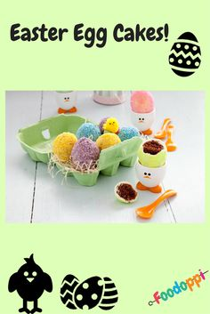 Ever hear of any cakes that cook inside the egg shell? Well now you have. Check out this cute recipe for the perfect Easter treat fr little mouths and tummies. Easter Egg Cake, Mouths, Easter Treats, Egg Shells, Sweet Treats, Tasty, Cakes, Cooking, Breakfast