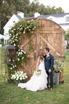 Love the barn door