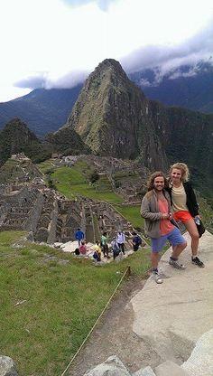 Vanuit Nederland naar Peru!