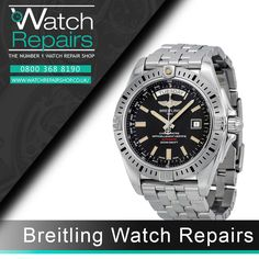 We are Watch-Repair-Shop and we offer Breitling Watch Repair Services in London and across the UK, we are pro experts repairing Breitling watches. For more information please visit https://www.watchrepairshop.co.uk?utm_content=buffer1686d&utm_medium=social&utm_source=pinterest.com&utm_campaign=buffer #WatchRepair #Breitling #Watch