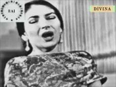 Maria Callas - 1957 (Live) Casta Diva - Norma - Bellini