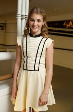 Hollywood's Newest Darling Sophie Nélisse Takes on a Heavy Role for New Holocaust Movie