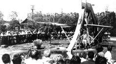 CA Alligator Farm, 1955