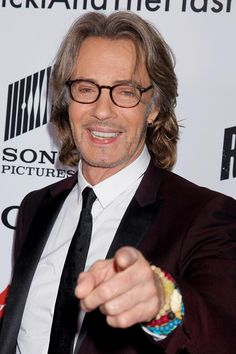 "Rick Springfield at the World Premiere of TriStar Pictures' ""RICKI AND THE FLASH at AMC Lincoln Square Theater."