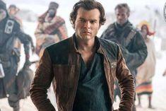 7 imágenes de 'Han Solo: Una historia de Star Wars' que reavivan la polémica con el actor