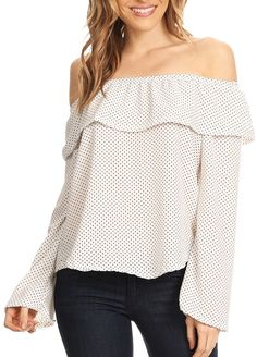 Little Darling (White/Black)-Great Glam is the web's best online shop for trendy club styles, fashionable party dresses and dress wear, super hot clubbing clothing, stylish going out shirts, partying clothes, super cute and sexy club fashions, halter and
