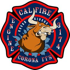 CAL FIRE - Riverside Unit Corona FFS  Firehouse 14