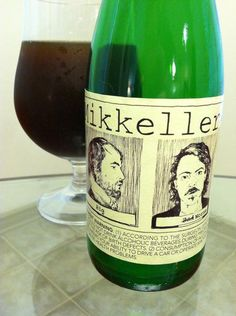 BrewChief.com Review of Big Worse Barley Wine (Mikkeller) : Reviewing barleywines can be quite a challenging endeavor. These beers are strong, malty, thick, sweet and meaty brews that often take complexity to new levels. So it should come as no surprise that reviewing a barleywine from Mikkeller is doubly challenging and actually borders on unworthiness. Marrying big complexity with bold interpretation ensures one thing: a slew of WTF moments...