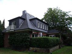 Dacheindeckung mit Jacobi-Ziegeln in schiefergrau durch Andreas Jung Dachdeckermeister in Buchholz (21244)   Dachdecker.com