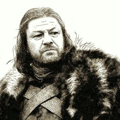 Game of thrones season 5 - Winter is coming, Ned told you Ned Stark, Valar Morghulis, Winter Is Coming, Jon Snow, Game Of Thrones Characters, Told You So, Seasons, Games, Movies