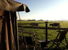 Beter Boeren Bed.. Kamperen op de boerderij...volledig ingericht...Stadsmensen kennis laten maken met het platteland. :-)