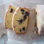 This simpe Lemon and Blueberry Loaf will become your new favourite cake recipe - I promise! Both regular and Thermomix instructions included. Loaf Recipes, Easy Cake Recipes, Nutella Recipes No Bake, Lemon Butter Cake Recipe, Blueberry Loaf, Lemon Icing, Cake Mixture, Frozen Blueberries, Cake Tins