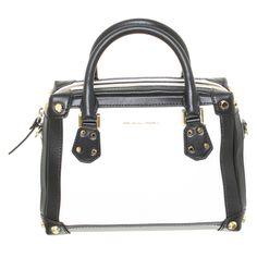 Michael Kors - Handtasche in Schwarz/Weiß