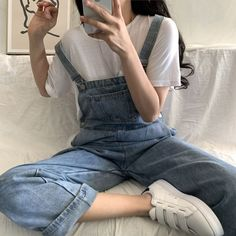 Japanese Outfits, Korean Outfits, Retro Outfits, Japanese Fashion, Cute Casual Outfits, Korean Fashion, 70s Fashion, Girl Fashion, Fashion Outfits