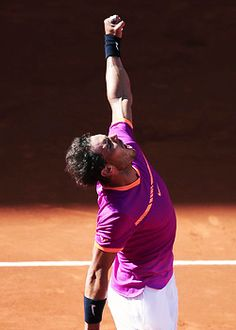 Rafael Nadal beats Novak Djokovic 6-2 6-4 in the Madrid semi finals 722be5208df
