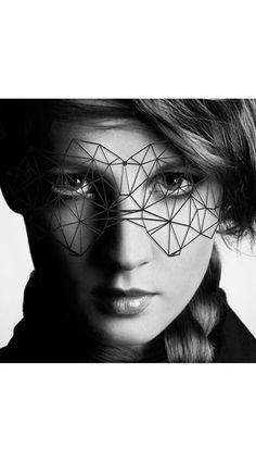 Maska na twarz - Bijoux Indiscrets Kristine Eyemask - Immoral. Body Dessous, Lingerie Accessories, Best Lingerie, Fashion Lingerie, Star Fashion, Body Jewelry, Jewelery, Band, Artwork