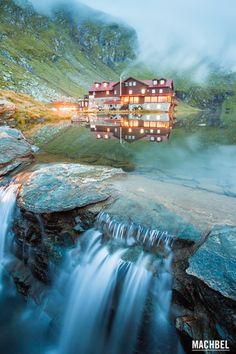 Hotel Balea Lac Carretera Transfagarasan en Rumania by machbel