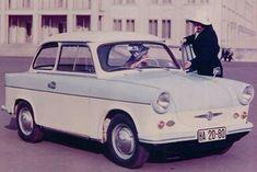 1957 markierte den Beginn einer Legende: Der erste Trabant präsentierte sich der Öffentlichkeit.