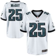 1d1ca6c46 LeSean McCoy 25 Player Men s Short Sleeve T-Shirt 2016-17 Season Elite  Jerseys · Philadelphia Eagles ...