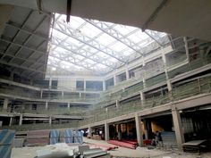 preston scott cohen: datong library under construction in china