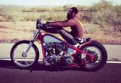 This beautiful Harley. Fast and loud.