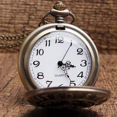 Veteran Pocket Watch - Ashley Jewels - 1