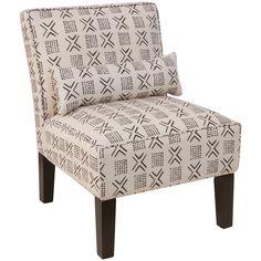Soumaya Remmy Slipper Chair