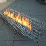 Fire Features stainless