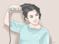 How to Style a Pixie Cut: 13 Steps (with Pictures) - wikiHow