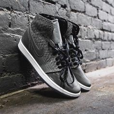 separation shoes acfaf 3f975 The Shoe Surgeon Makes the Air Jordan 1 New With Python   3M