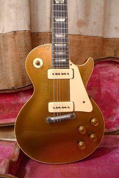 Gibson Les Paul 1953 Goldtop | Reverb