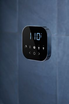 The MrSteam AirTempo™ Wireless Control is the steam shower industry's FIRST wireless control for residential applications.