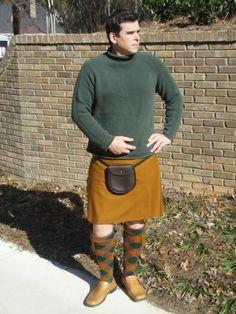 ireland kilt | Thread: Irish Kilt With Matching Diced Hose!!!