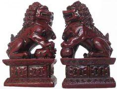 Perros FU- Protección y Fortaleza zen fen shui