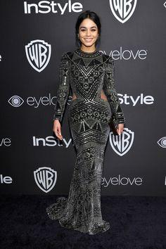 Vanessa Hudgens - Naeem Khan - Golden Globes 2017-
