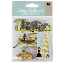 Jolee's Boutique Italy Stickers