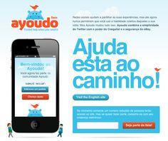 Ayoudo.com: Ayoudo in Brasil