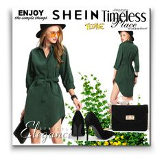 """""""NEW SHEIN CONTES"""" by velidafashion ❤ liked on Polyvore featuring WALL"""