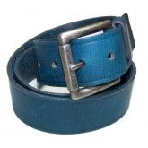 Calvin Klein Men's Leather Belt, Blue, Style #73004 | http://www.cbuystore.com/page/viewProduct/9987323