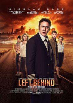 Nuevo tráiler de 'Left Behind', con Nicolas Cage