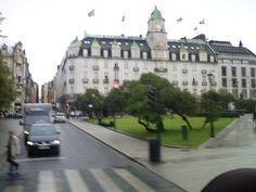 Oslo: centro