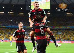 Segundo gol de Kroos