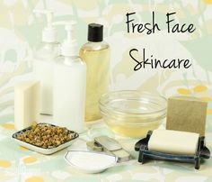 Soap QueenFresh Face Round Up + Chamomile and Calendula Infused Toner | Soap Queen
