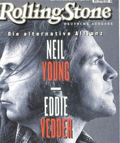 eddie vedder / neil young