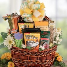 I like choosing restaurant gift cards as gifts, but sending an appetizer, dinner, and dessert (and quite honestly, this would allow for several dinners) is even better! This meal gift basket is a great idea that I'll be putting to use. http://www.bisketbaskets.com