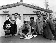 Walt Disney Making Kay Kamen the Agent for Merchandise Licensing at Walt Disney Studio